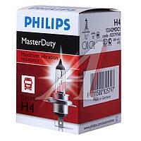Лампа H4 24V 75/70W P43t-38 MasterDuty (производство Philips) (арт. 13342MDC1), AAHZX