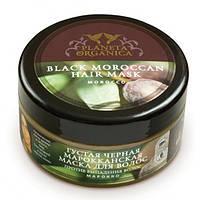 Густая черная Марокканская маска для волос Planeta Organica, 300мл