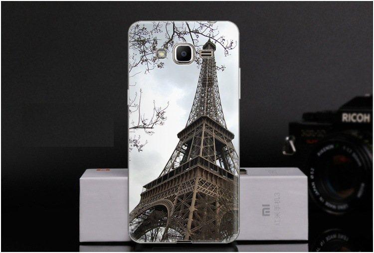 Чехол-накладка TPU Image Paris для Samsung Galaxy J2 Prime/G532