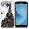 Чехол-накладка TPU Image Paris для Samsung Galaxy J7 2017/J730, фото 2