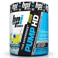 BPI Sports PUMP-HD, 25 порций