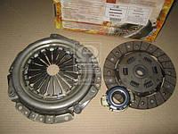 Сцепление (комплект) ВАЗ 2108-2109 (диск+корз.+выжимного муфта) (Производство ТРИАЛ) 2108-1601085