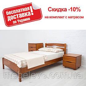 Кровать односпальная Лика Люкс 80 Олимп