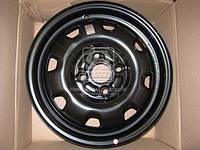 Диск колесный стальной 14 Hyundai Accent 99-/Getz 02- (производство Mobis) (арт. 5291025600), AGHZX