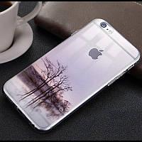 Чехол-накладка TPU Image Forest для iPhone 5/5S/5SE