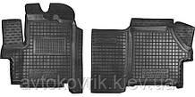 Поліуретанові килимки в салон Citroen Jumper II 2007- (AVTO-GUMM)
