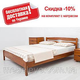 Кровать двуспальная Лика Люкс  200  Олимп