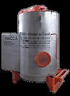 Паровой котел МЗК-7АЖ-2 (жидкое топливо)