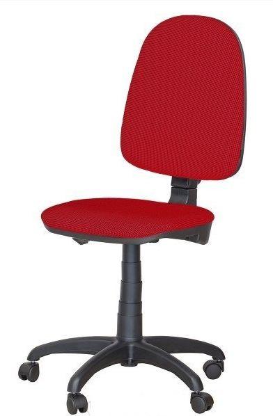 Кресло Престиж Люкс 50 тм АМФ Ткань А-28 красный.