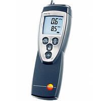 Testo, 512 Прибор для измерения давления и расхода от 0 до 2 гПа