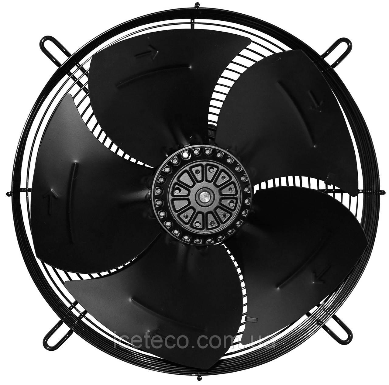 Вентилятор осевой YWF-4D-550-S Weiguang