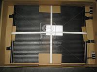 Конденсатор кондиционера OPEL VIVARO A (01-)/RENAULT TRAFIC II (01-) (производство Nissens) (арт. 940147), AGHZX