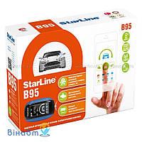 GSM/GPS автосигнализация StarLine B95 BT CAN+LIN GSM-GPS с автозапуском двигателя