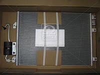 Конденсатор кондиционера DACIA LOGANI/RENAULT CLIO SYMBOL (производство Nissens) (арт. 94726), AGHZX