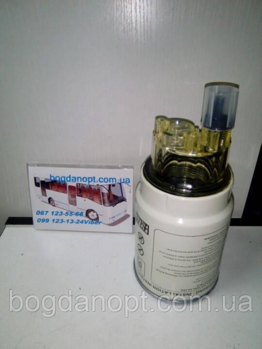 Элемент фильтрующий топливо с крышкой отстойником.PL270