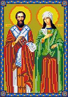 Св. Куприян и Устинья
