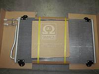 Конденсор кондиционера Mercedes-Benz (MB) SPRINT W901 MT/AT 95- (Van Wezel), AGHZX