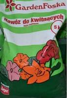 Удобрение TARGET гранулированное Gardenfoska для цветущих растений (фасовка 5 кг)