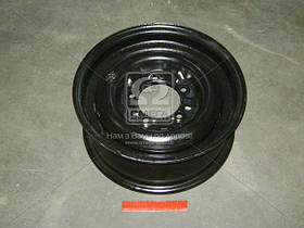 Диск колесный 15х6,0 УАЗ черный (пр-во КрКЗ) 3151-3101015-01.27, AEHZX