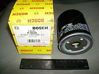 Фильтр масляный ГАЗ 3110 с дв. ROVER тип 20Т4 (Производство Bosch) 0451104026, AAHZX