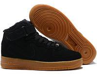 Кросівки Зимові Nike Air Force High чоловічі