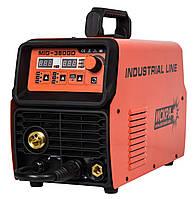 Зварювальний напівавтомат Іскра MIG-360GD Industrial Line, фото 1
