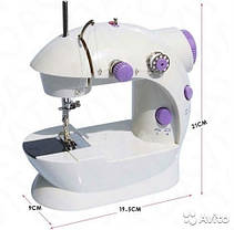 Домашняя швейная машинка Sewing machine 4в1, фото 3