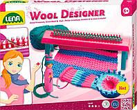 Игрушка Lena Набор для вязания из шерсти