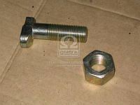 Болт М20х60 колеса с гайкой () (производство БААЗ), болт М20х60-68. (арт. 5335-3104008/3101040), AAHZX
