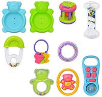 Набор игрушек Redbox погремушки для малышей