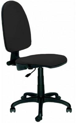 Кресло Престиж 50 Люкс тм АМФ ткань А-1 чёрный.