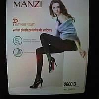 Колготы на меху MANZI.