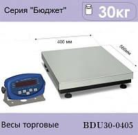 """Товарные весы AXIS BDU30-0405 """"Бюджет"""""""