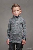 Гольф  для мальчика 76-7007-2  ТМ Зiронька