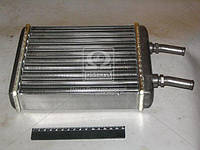 Радиатор отопителя ГАЗ 2410 (алюм) (патр.d 16) (покупной ГАЗ), ACHZX