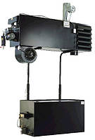 Воздухонагреватели EnergyLogyc EL-340H + горелка EnergyLogic В-375 на отработанном масле