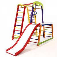 Детский спортивный уголок- Кроха - 1 Plus 1-1, фото 1