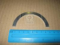 Полукольцо подшипника упорного (Р) ЗМЗ 406 верхнее (производство Дайдо Металл Русь) (арт. 406.1005186-13)