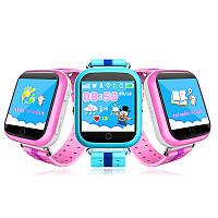 Детские часы GPS Baby Smart Watch Q100S