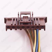 Разъем электрический 8-х контактный (41-11) б/у