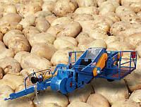 Копатель для раннего картофеля Pyrys 2 Krukowiak (Польша)