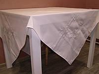 Скатерть вышитая с салфетками