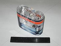 Лампа фарная H1 12V 55W P14,5s Night Breaker Plus (+110) (2 шт.) (производство OSRAM) (арт. 64150NBU-HCB-DUO), ACHZX