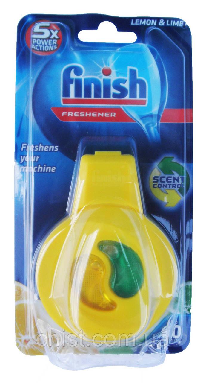 """Finish освежитель для посудомоечных машин """"Лимон и лайм"""" (4 мл)"""