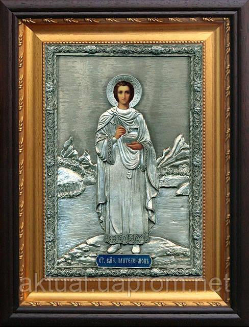 Икона святой великомученик Пантелеймон