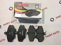 Колодки тормозные передние Renault CIio,Megan's,205,309....прHORT Польша