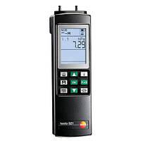Testo, 521-1 Измерительный прибор дифференциального давления от 0 до 100 гПа