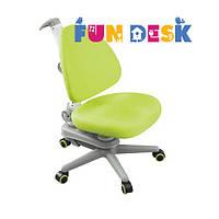 Компьютерное кресло зеленое FunDesk SST10 Green