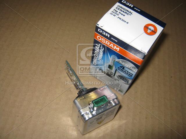 Лампа ксеноновая D3R XENARC ORIGINAL 42В, 35Вт, PK32D-6 5500K (Производство OSRAM) 66350 - АВТОТОРГ в Мелитополе