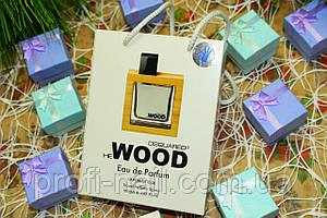 Dsquared2 He Wood - Travel Perfume 50ml в подарочной упаковке